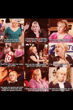 Fat Amy. Pitch perfect