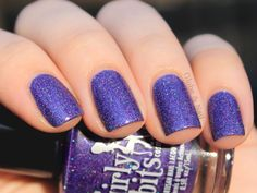 Globe & Nail: Girly Bits: No Such Thing As A Purple Problem