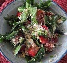 Great ideas for quick #quinoa lunches!