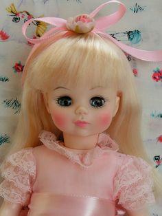 Madame Alexander Doll Pink