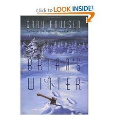 Brian's Winter by Gary Paulsen (third book of Hatchet series)