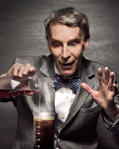 Bill Nye, The Science Guy!