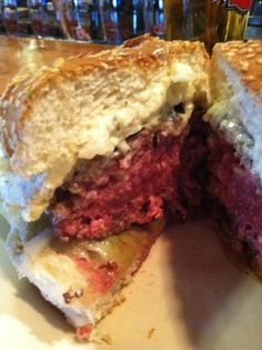 In and Around Town: R.F. O'Sullivan's #Burger