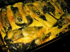 Full Circle Foodie: baked chile rellenos