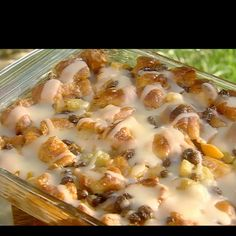 images of foodnetwork bread pudding | Krispie Kreme doughnut bread pudding. With that many KK doughnuts in ...
