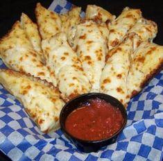 Pizza hut cheese bread