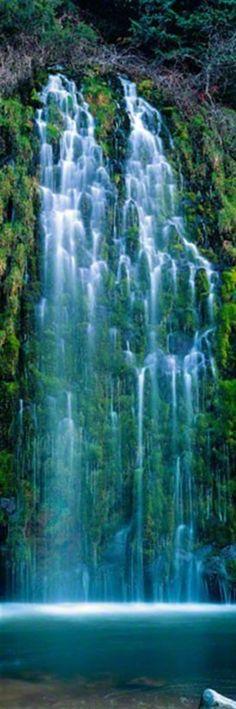 Mossbrae Falls in the Sierra Cascades of California •  Peter Lik Fine Art Photography