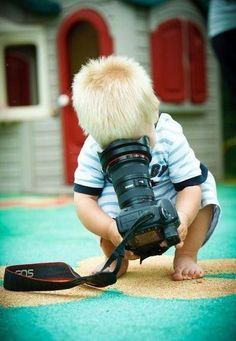 Self Portrait...This will be my child.