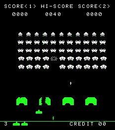 video games, arcade games