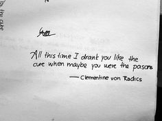 Narcissistic - Clementine von Radics