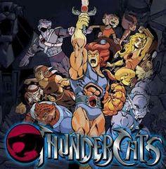 Thunder thunder thunder cats!