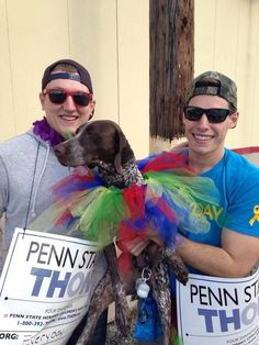 "Even pet dogs are canning for PSU Dance Marathon fundraising For the Kids!   |   on Twitter: ""RT @JimmyMcDonough1: @THON Having a blast canning with our secret weapon #CanningFTK http://t.co/cve4OrHkmH"""