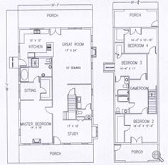 Metal building house plans 30x70 here are some sample for 60x40 floor plans