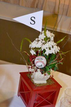 Amanda Whitley Photography: Cute Ideas for a baseball themed Wedding Rehearsal Dinner!