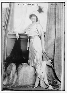 Mrs. J.C. Parish Jr. (LOC) | Flickr - Photo Sharing!