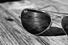 Ray Ban Aviator All Silver