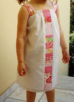 Maypole dress tute