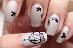 Bird nails