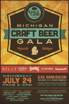 Mood board craft beer festival on pinterest 121 pins for Michigan craft beer festival