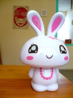 Bunny Mi alcancía #cute #bunny #animal #toy