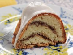 Sour Cream Coffee Cake from Trisha's Southern Kitchen, FoodNetwork.com