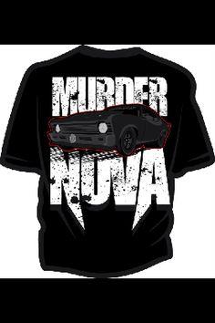 murder nova | Murder Nova T-Shirt | murdernova