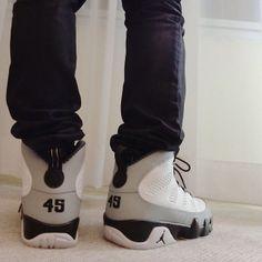 "Air Jordan 9 Retro ""Barons"" ♡♡♡♡"