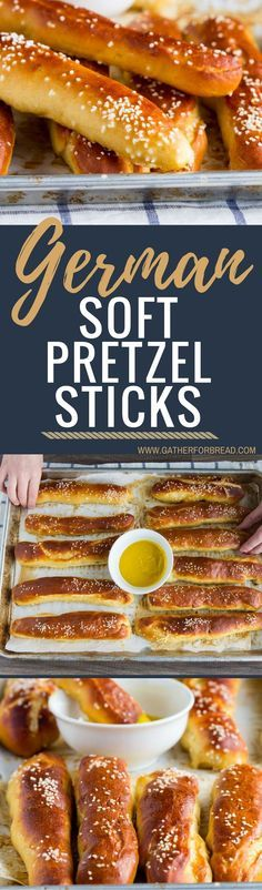 German Soft Pretzel