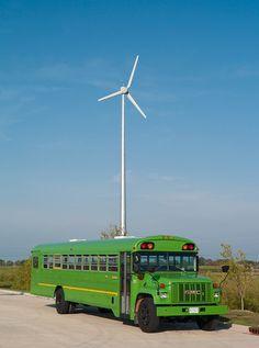 Green transportation !!