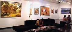 Hidden deep within the recesses of Ubi Techpark, Art Retreat is Singapore's first private museum with a collection of modern Asian and European art established by Indonesian collector Kwee Swie Teng in 2003. Nearest MRT: Eunos, Paya Lebar
