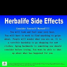 Herbalife!