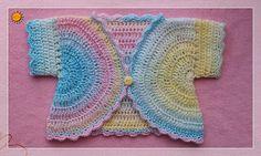 Ravelry: soleila's Alisha's Bolero (pattern)