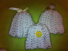 Kaitlin's Angels: Stretchy Hat Pattern - 15-20 weeks