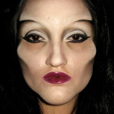 Scary Halloween Makeup | Halloween Makeup Inspiration | Beautylish