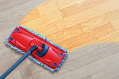Homemade Swiffer | Stretcher.com - How to make a homemade version of the popular floor sweeper