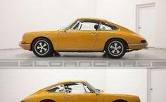 "1967 912 featuring a 2.4L ""POLO"" motor Bahama Yellow/black | Sloancars"