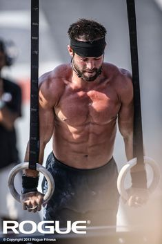 Rich Froning - Athletes