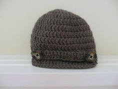 FREE PATTERN: Little Boy Newsboy Hat