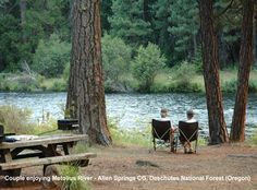 U.S. National Forest Campground Guide