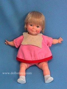 How I miss my Thumbalina doll