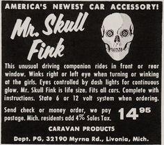Mr. Skull Fink
