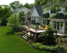 Deck Design, Pictures, Remodel, Decor and Ideas - page 4