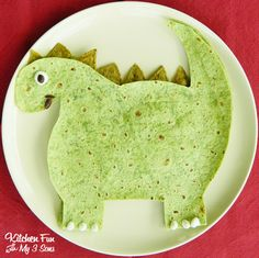 Dinosaur Party from KitchenFunWithMy3Sons.com