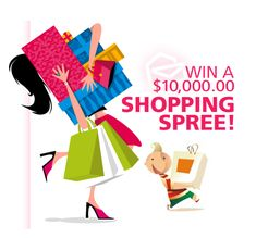shopping spree | Win The Shopping Spree Sweepstakes With PCH! | PCH Blog