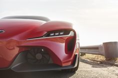Toyota Reveal The FT-1 Concept That Is Set To Be The 'Supra' and It Is Breathtaking
