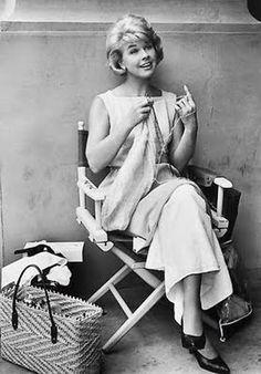 peopl, knitter, dorisday, crochet, knitting, star, hollywood, doris day, yarn