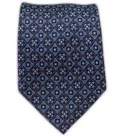 """Navy """"Bijou"""" tie fro"""