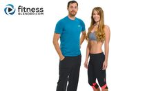 Low Impact HIIT Cardio Workout - The 4 Best Low Impact Cardio Exercises for Fat Loss and Toning - Fitness Blender