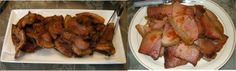 fatback and country ham, a true southern delicacy
