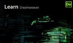 Learn Dreamweaver - many video tutorials (at Adobe TV)